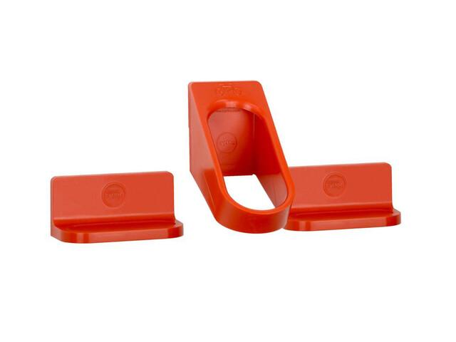 Cycloc Hero Fahrradhalterung red/orange